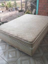 Base cama bem usada