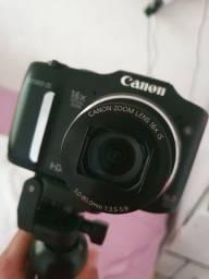 Câmera Profissional Canon SX160