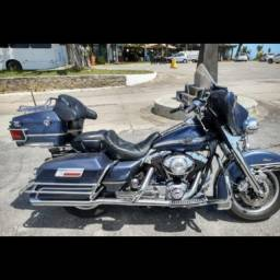 Incrível Harley Electra Glide Classic Flhtc 2003 Perfeito Estado