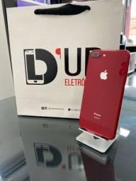 iPhone 8 Plus 64GB Vermelho , seminovo em perfeito estado