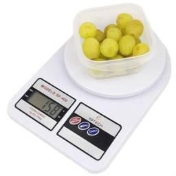Balança Digital De Precisão 1g À 10kg Cozinha Dieta Fitness Alimentação