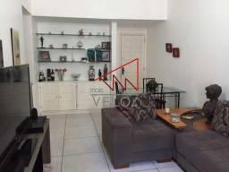 Apartamento à venda com 3 dormitórios em Laranjeiras, Rio de janeiro cod:LAAP31714