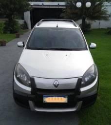 Renault Sandero 1.6, 16v Flex 4p Automático