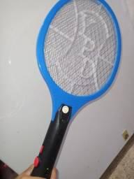 Raquete elétrica Nova mata mosquitos