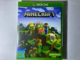 Minecraft Xbox One Novo Lacrado - Em até 12x sem juros no cartão!