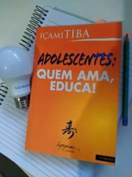 Premiado livro sobre educação para adolescentes