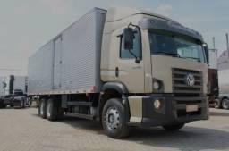 Caminhão vê 24-280 <br>2015 baú