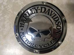 Tampa Primária Skull - Harley Davidson Sportster [Usada]
