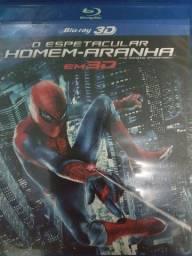 Seleção de Blu-ray 3D