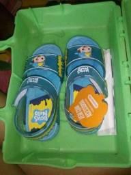 Vender se está sandália