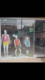 Vende-loja de crianças