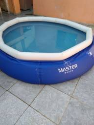 Vendo piscina inflável 3.000 lt