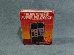 Conjunto de Wakie Talkies Francês Super puissance