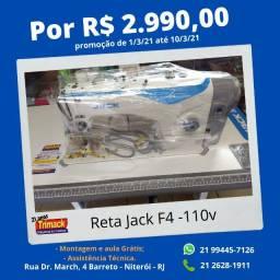 Reta Jack F4 110v montagem e garantia Niteroi