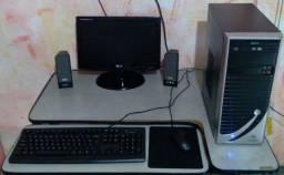 PC Completo, Core 2 Duo, Ram 4gb, hd 250gb, Monitor 16