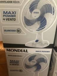 VENTILADOR MONDIAL MAXI POWER 40 CENTÍMETROS( GRANDE)