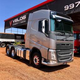 Volvo FH 540 Globetrotter  Ano:2019/20 6x4