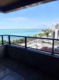 Apartamento para venda com 156 metros quadrados com 3 quartos em Ponta Verde - Maceió - Al