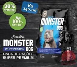 Monster Dog Adulto 20KG