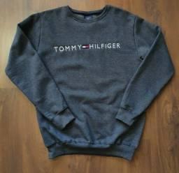 Casaco Moletom Tommy Hilfiger