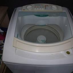 Máquina de lavar faz tdo cônsul maré super 10kg
