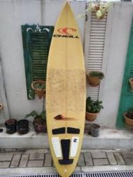 """Prancha de surf O'neill 6,5"""" com capa"""