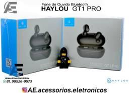 Fones de Ouvido Bleutooh Hayloy GT1 PRO - Entregamos e Aceitamos Cartões