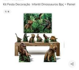 Decoração em MDF Jurassic park