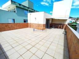 Cobertura à venda com 3 dormitórios em Santa cruz, Belo horizonte cod:47099