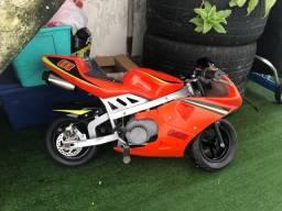 Mini moto!