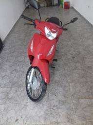 Moto Honda Biz 2010