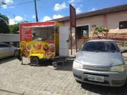 Trailer de lanche/ food truck