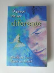 Livro Ótimo O preço de ser diferente