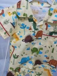 Título do anúncio: Pijamas Roupa para Dormir Infantil Entrega para to do Brasil