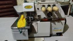 Máquina de costura uma Galoneira e uma Overlock