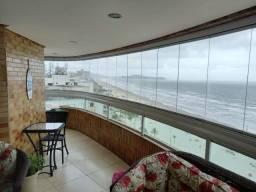 Frente mar sacada gourmet ocean 2 dormitorios 2 vagas 2700