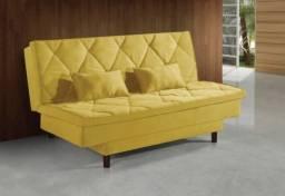 Sofa Cama Napoli No Dinheiro: $ 1.793,00