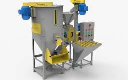 Mini Fábrica para Ração Farelada 1.000 kg/h - Trapani