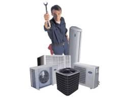 Conserto de ar condicionado todas as marcas