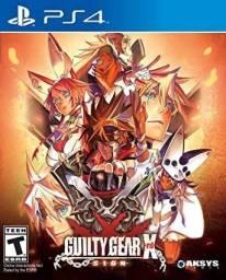 Guilty gear xrd ps4