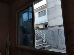 Vendo 3 janelas de alumínio R$ 500,00 (cada)