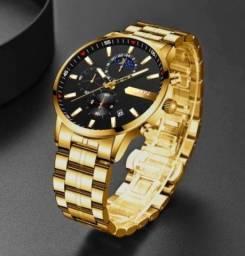 Título do anúncio: Relógio Original NIBOSI