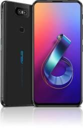 Smartphone ASUS ZenFone 6 8GB/256GB Preto - Novo (Lacrado)