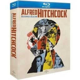 Blu Ray Coleção Alfred Hitchcock