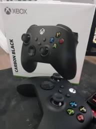 Controle Xbox Series X/PC - Novo e com Nota Fiscal