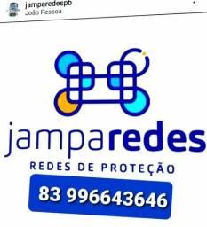 Rede de proteção @jamparedespb