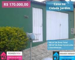 COD:1565 Casa no Bairro Cidade Jardim