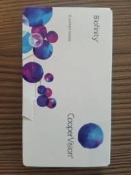 Lentes de contato Bioinfinity