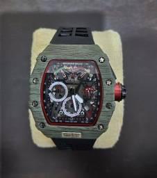 Relógio de Luxo RM   Totalmente funcional