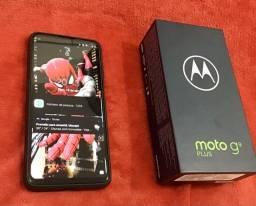 Troco Moto G9 Plus, uma semana de uso , com documento